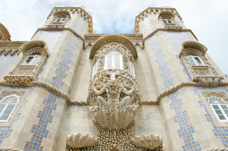 sintra: Pena Palace - Sintra - Portugal