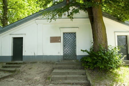 rabbi: Rabbi Elimelech Crypt - Lezajsk - Poland