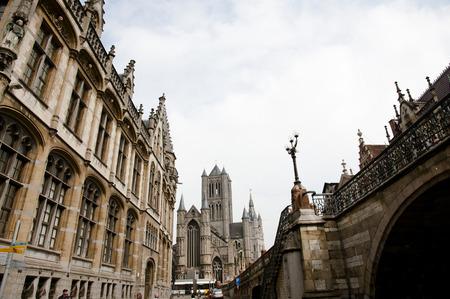 Ghent - Belgium Stock Photo