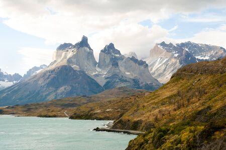Cordillera Paine at Chile
