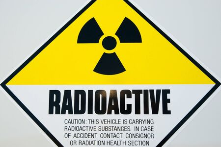 ionizing: Radioactive Sign