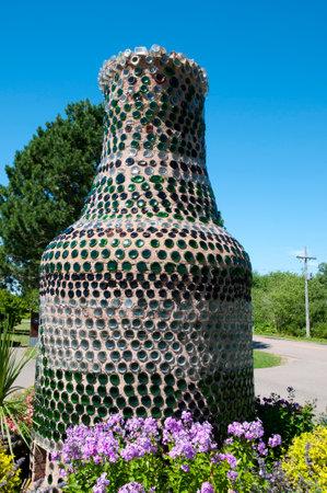 Glass Bottle - Prince Edward Island - Canada
