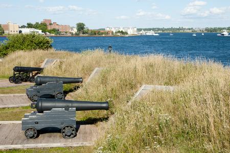 Prince Edward Battery - Charlottetown - Canada