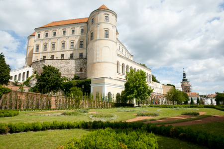 Mikulov Castle - Czech Republic