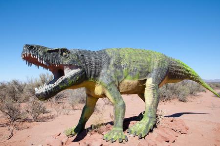 Triassic Fasolasuchus Dinosaur Replica - Argentina
