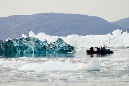 Black Ice - Scoresby Sound - Groenland