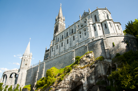 Our Lady of Lourdes Sanctuary Basilica - France