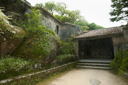 Convent of the Capuchos - Sintra - Portugal