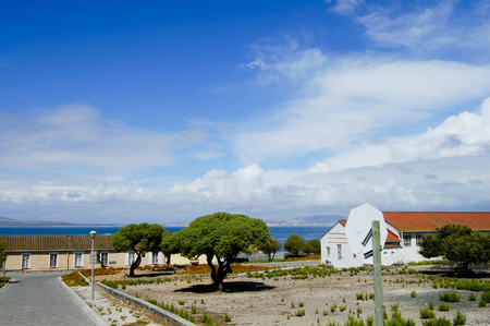 robben island: Prison on Robben Island - Cape Town - South Africa