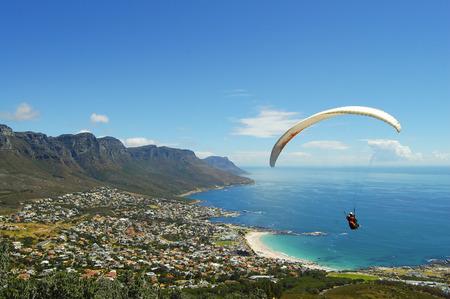 パラグライダー - ケープタウン - 南アフリカ