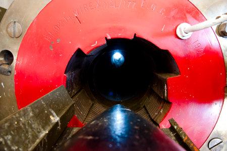 Breech of Oliver Hill H1 Gun - Rottnest Island - Australia