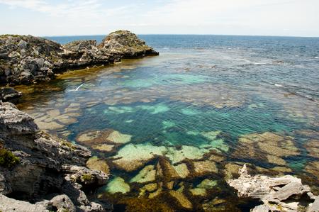 Jeannies Lookout - Rottnest Island - Australia
