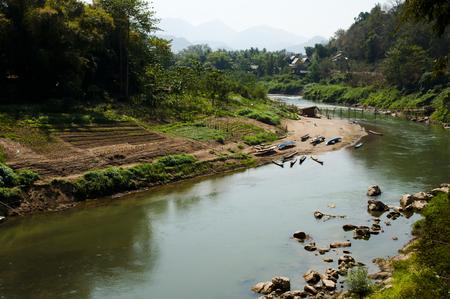Mekong River - Luang Prabang - Laos