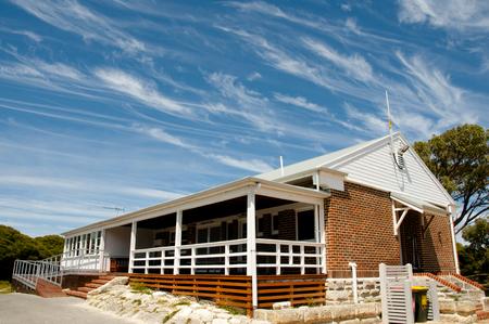Kingstown Barracks - Rottnest Island - Australia