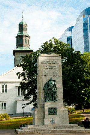 Halifax Cenotaph - Nova Scotia - Canada