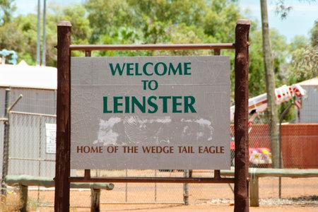 レインスター ビレッジ サイン - オーストラリア