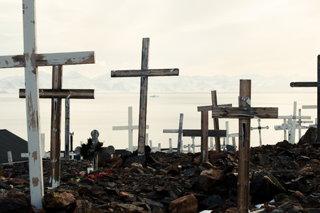 Ittoqqortoormiit Cemetery - Greenland