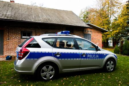 Police Vehicle - Poland