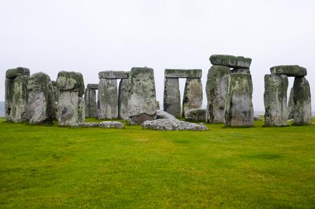 Stonehenge - England Stock Photo - 97514119