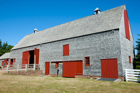 Green Gables Barn - Prince Edward Island - Canada