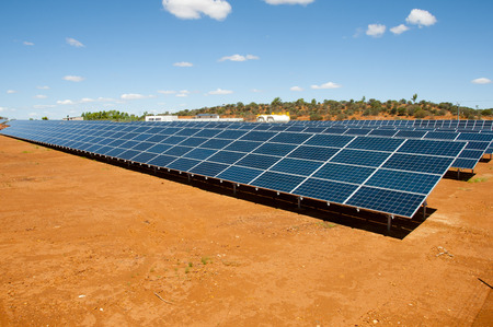 Solar Power Station - Australia