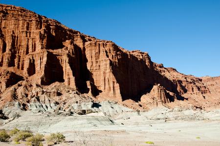 Los Colorados Formation - Ischigualasto Provincial Park - Argentina