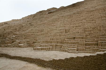 Huaca Pucllana - Lima - Peru