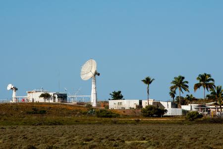 Observatorio solar - Exmouth - Australia
