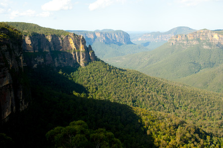 Govett's Leap Lookout - Blue Mountains - Australia