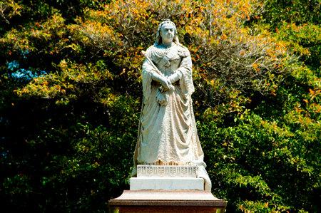 Queen Victoria Statue - Perth - Australia
