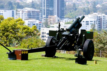 105mm Artillery Gun