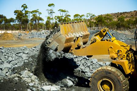 Mining Ore Loads