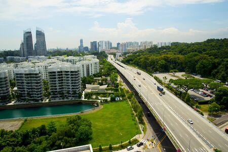 West Coast Highway - Singapore Stock Photo