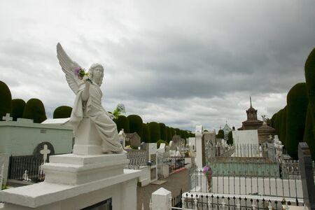 Cemetery of Punta Arenas - Chile Zdjęcie Seryjne