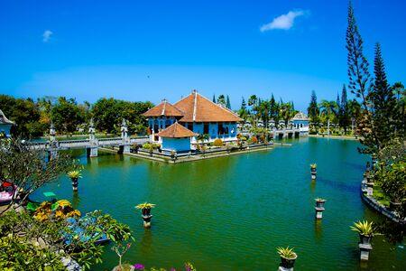 Garden of Soekasada Ujung - Bali - Indonesia
