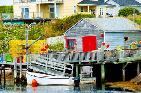 Peggys Cove - Nova Scotia - Canada