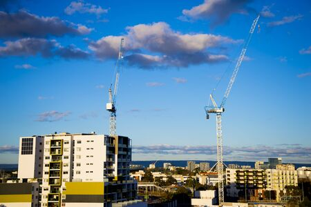 Luxury Apartments Construction - Perth - Australia