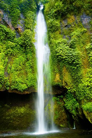 Pucak Manik Waterfall - Bali - Indonesia