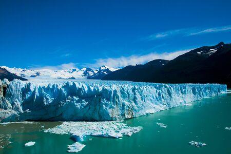 Perito Moreno Glacier - El Calafate - Argentina Standard-Bild