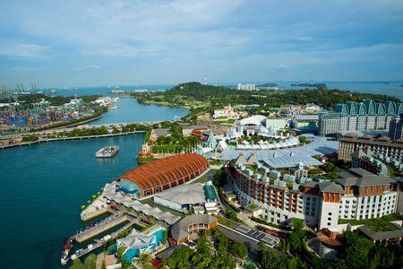 Sentosa Island - Singapore City