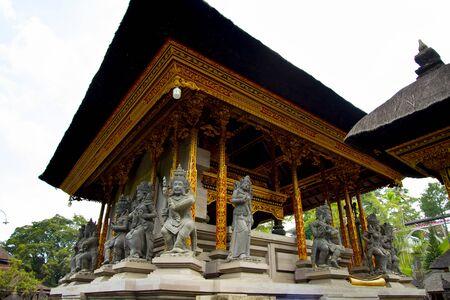 Tirta Empul Temple - Bali - Indonesia 写真素材 - 133162544