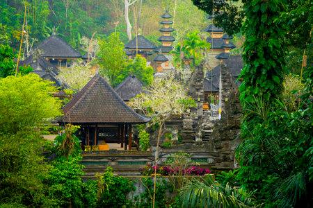 Gunung Lebah Temple - Bali - Indonesia 写真素材 - 133172175
