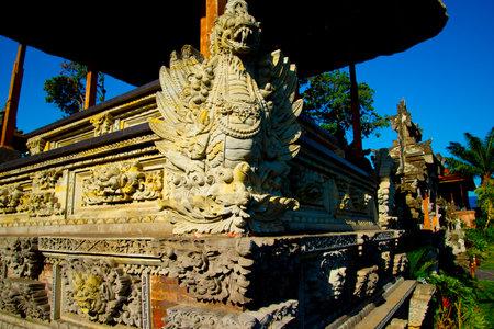 Ubud Palace - Bali - Indonesia 報道画像