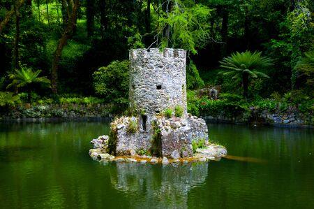 Pena Park Garden - Sintra - Portugal