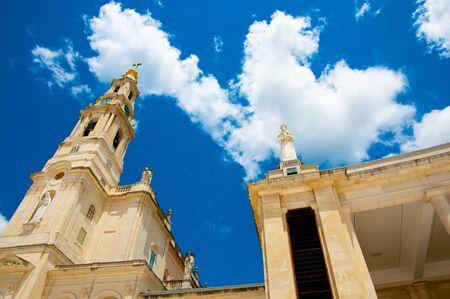 Basilica of Our Lady of Fatima Rosary - Portugal