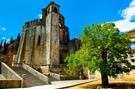 Convent of Christ - Tomar - Portugal