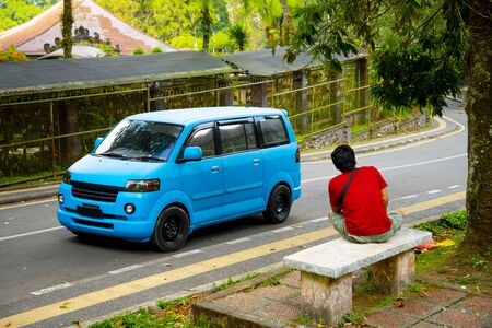 Driver for Tourists - Indonesia