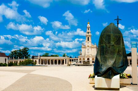 Sanctuary of Our Lady of Fatima - Portugal