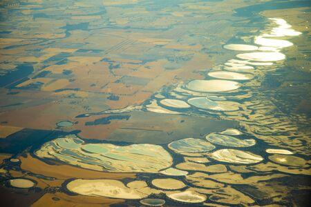 Salt Lakes - Western Australia