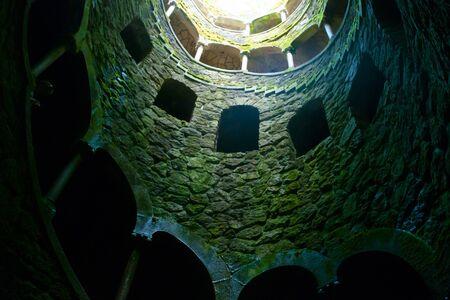 Initiation Well - Sintra - Portugal 写真素材